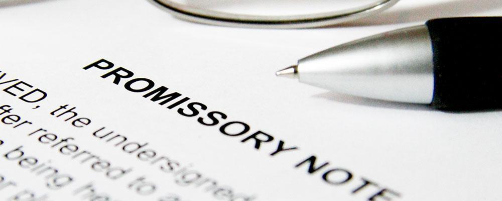 Chicago U5 Breach of Promissory Note lawyer